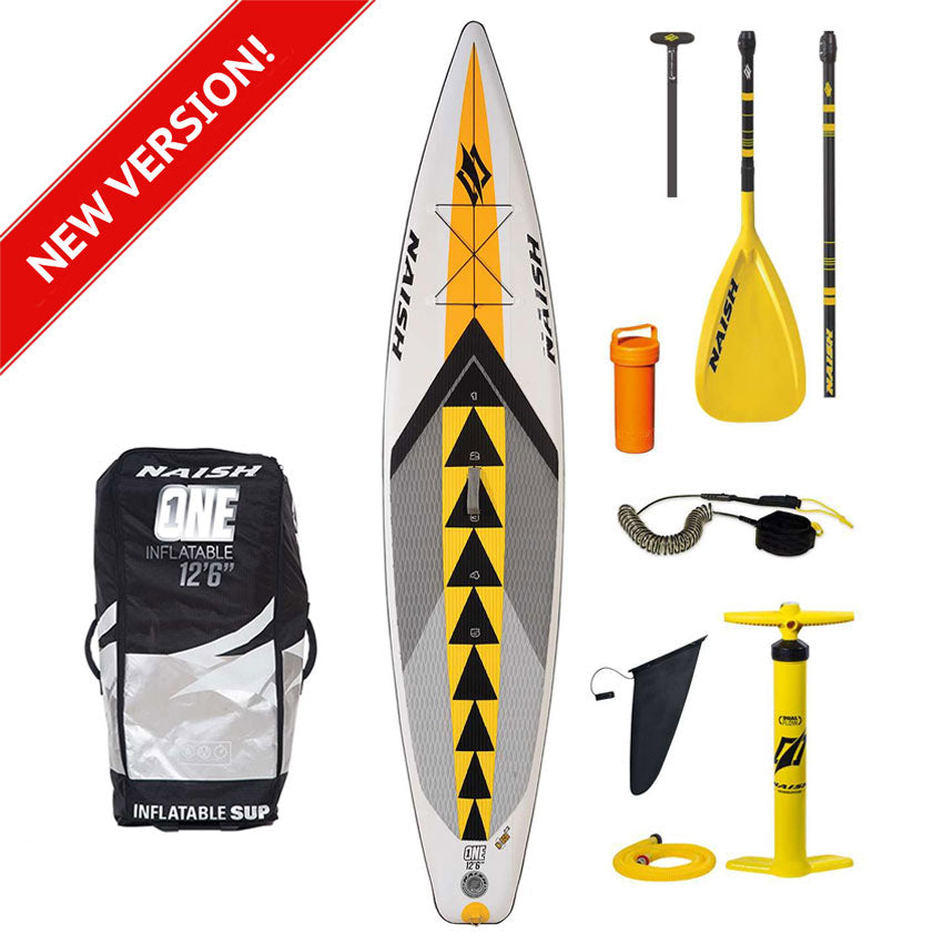 Naish One Air Nisco 12'6 N1SCO SUP Board