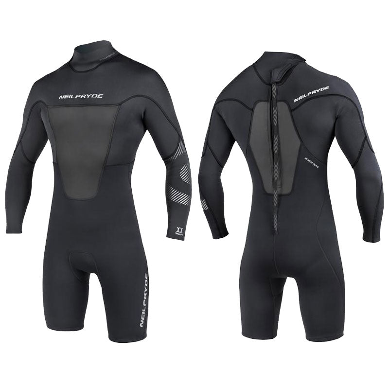 Neilpryde Rise 3/2 Spring Wetsuit Longarm - 2019