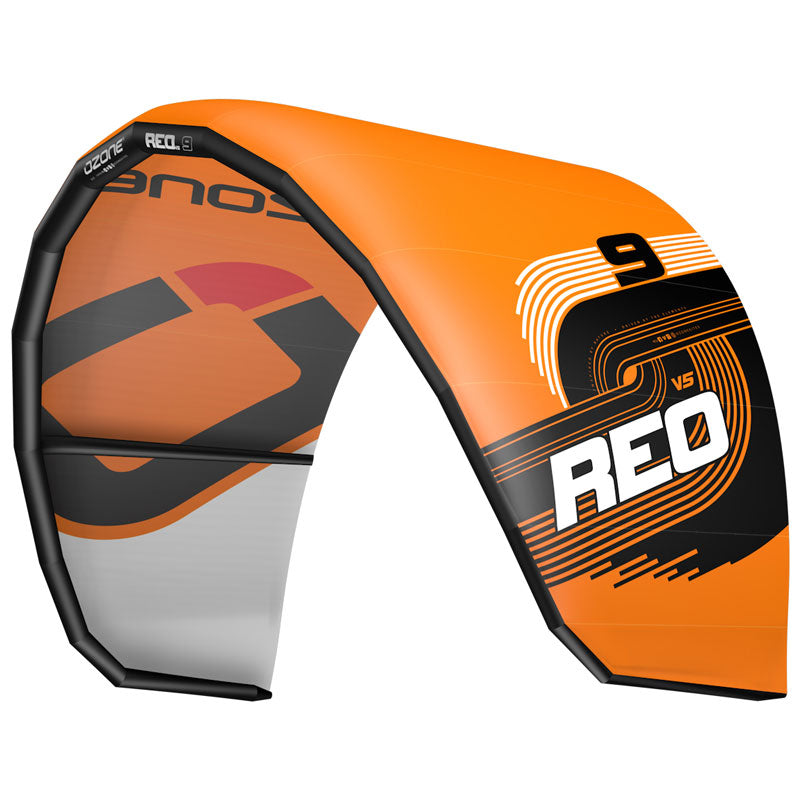 Ozone Reo V5 Kite Orange