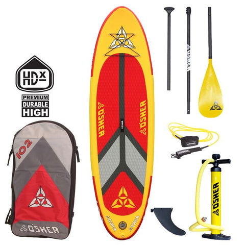 O'Shea 10'2 HDx Inflatable SUP Board 2020