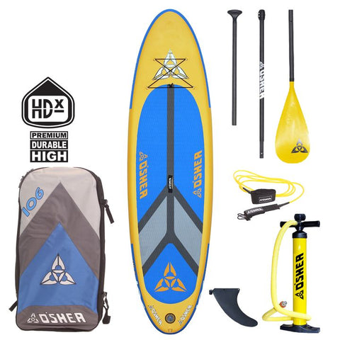O'Shea 10'6 HDx Inflatable SUP Board 2020