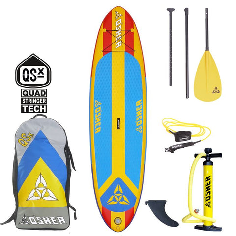 O'Shea 10'6 QSx Inflatable SUP Board 2021