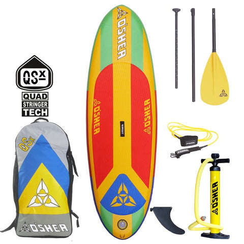O'Shea 7'10 Grom QSx Inflatable Kids SUP Board 2020