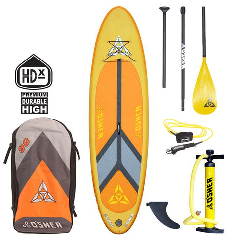O'Shea 9'8 HDx Inflatable SUP Board 2020