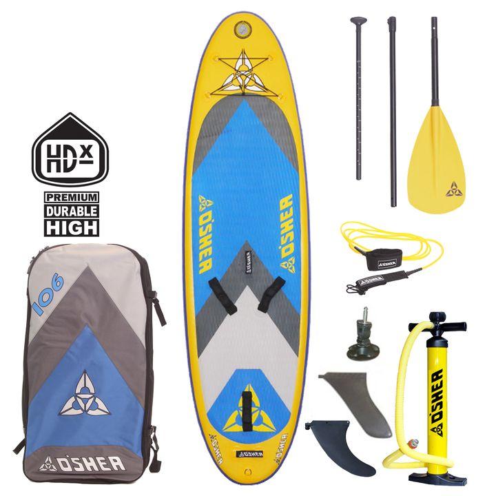 O'Shea 10'0 WIND100 Inflatable SUP Board 2020