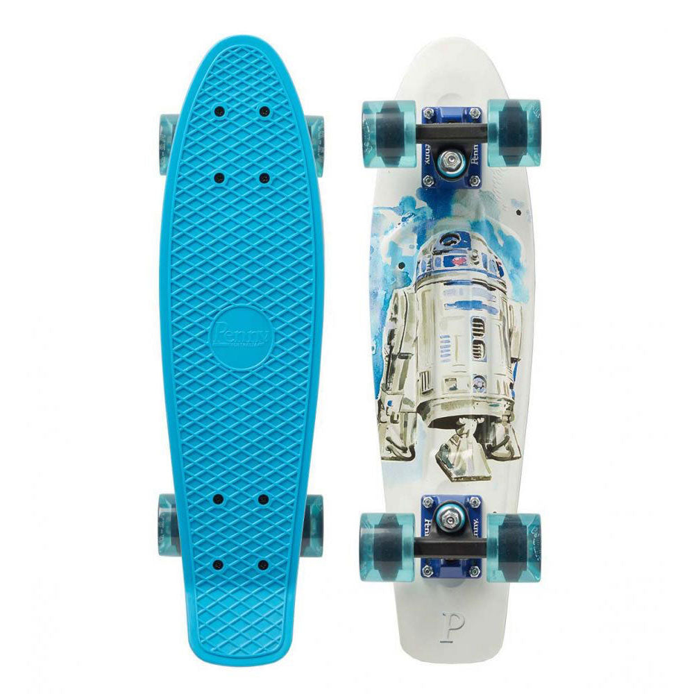 Penny x Star Wars R2D2 Complete Cruiser - 22""