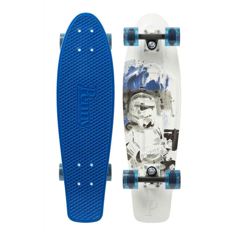 Penny x Star Wars Stormtrooper Nickel Complete Cruiser - 27""