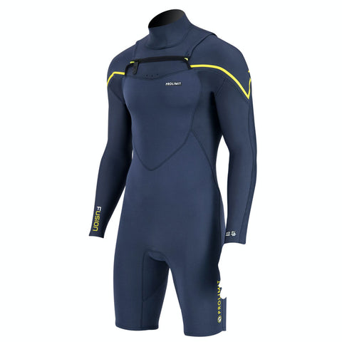 Prolimit Fusion Sunset Shorty Longarms 3/2 Wetsuit