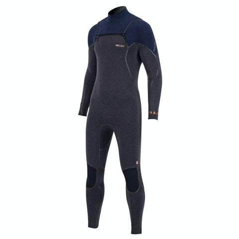 Prolimit Mercury Freezip Steamer 6/4 DL FTM Taped Wetsuit