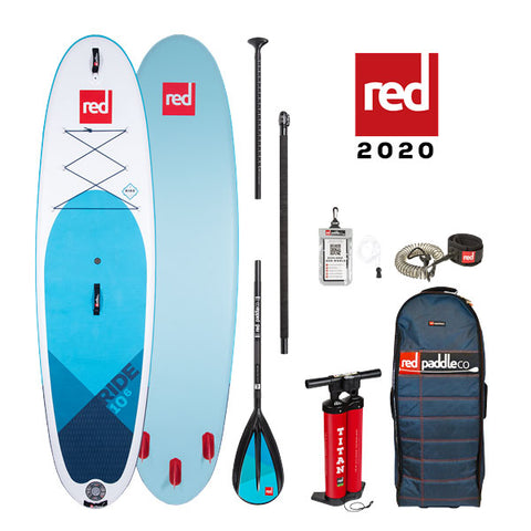 Red Paddle 10'8 Ride 2020 MSL Inflatable SUP