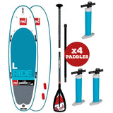 Red Paddle Ride L 14' x 48