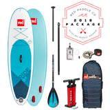 Red Paddle 9'8 Ride 2019 MSL Inflatable SUP