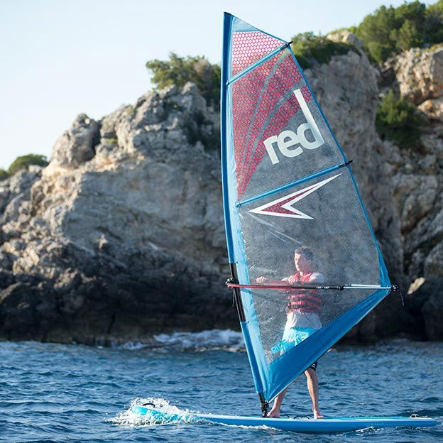 Red Paddle Ride Rig Sail 4.5m