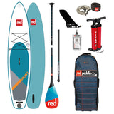 Red Paddle Sport 12'6 MSL 2018 SUP Board Finance Scotland Glass