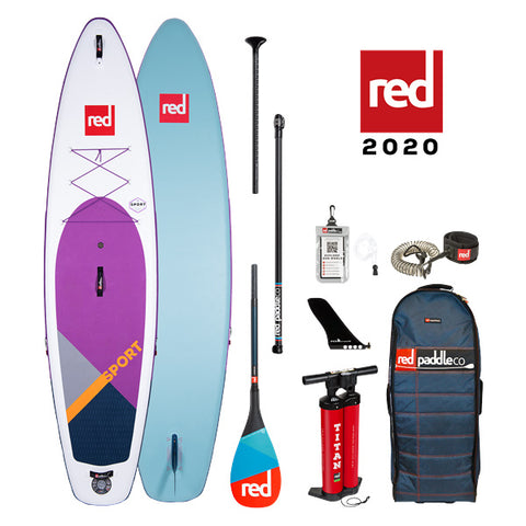 Red Paddle Sport 11'3 MSL Purple 2020 SUP Board