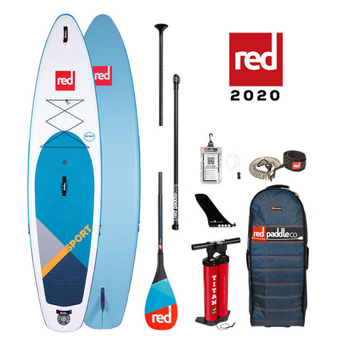 Red Paddle Sport 11'3 MSL 2020 SUP Board