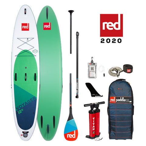 "Red Paddle Voyager 12'6 x 32"" - 2020 SUP Board"
