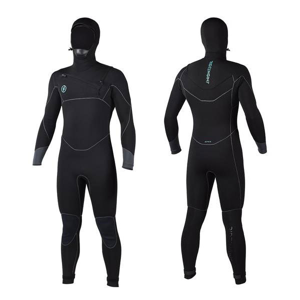 Ride Engine Apoc 5/4 Hooded Wetsuit - 2019