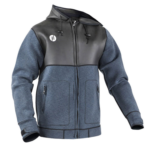Ride Engine Layover Neoprene Hoodie Storm Jacket - 2019