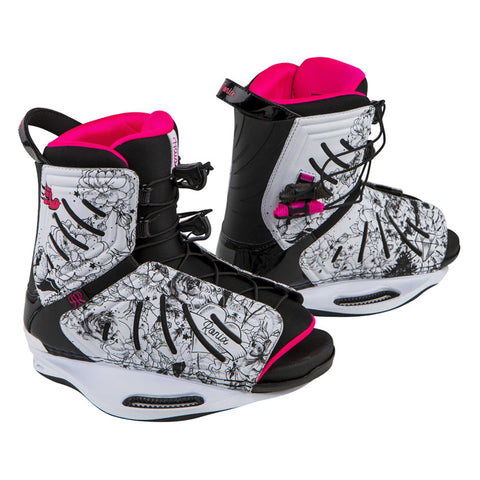 Ronix Womens Halo 2018 Wakeboard Boots