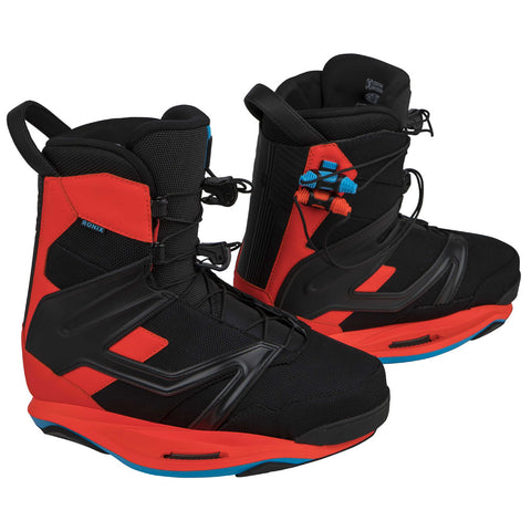 Ronix Kinetik Project Boots Bindings 2018