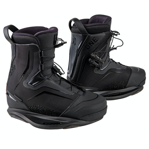 Ronix One Intuition Plus - Black Anthracite Boots 2020