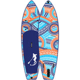Sandbanks Ultimate Maui: 10'6'' x 32'' x 6'' Inflatable SUP Board