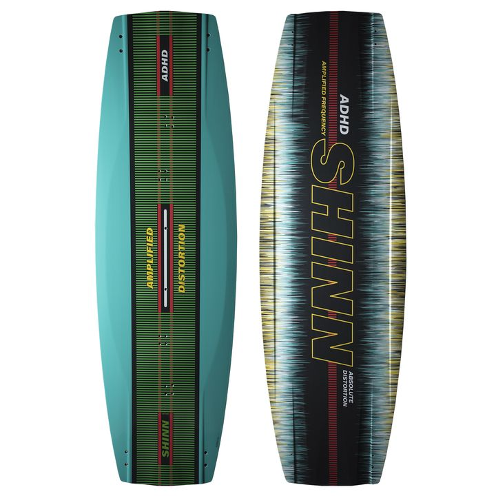 Shinn ADHD Distortion Kiteboard - 2020