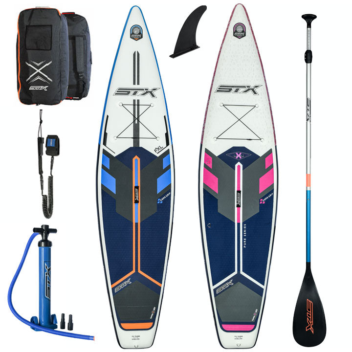 STX 11'6 Touring Inflatable SUP Board 2020