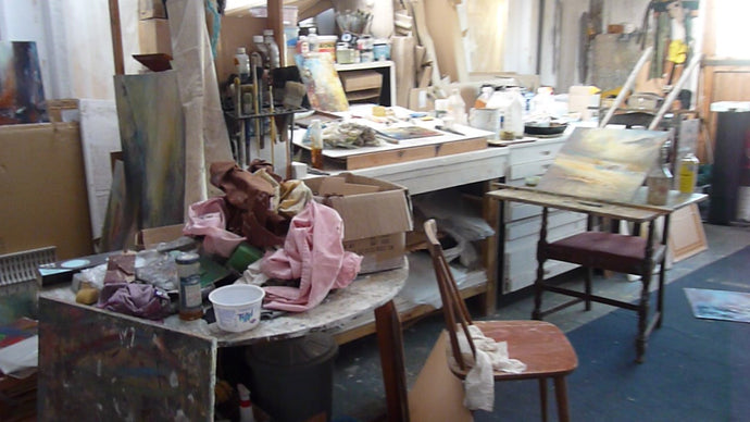 The Steve Slimm Art Studio (aka Aladdin's Cave)