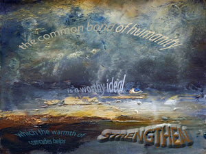 Common Bond - Emotive Art Print by Steve Slimm - Artist Steve Slimm - Online Gallery
