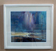 Framed Art Print by Steve Slimm - Estuary Light Near Portishead - Artist Steve Slimm - Online Gallery