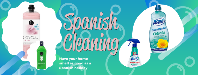 Spanish Cleaning