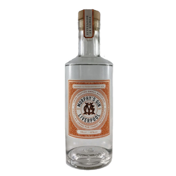 Murphy's Gin Orange and Passionfruit 50cl