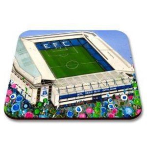 Liverpool Flower Coasters - EFC Goodison Stadium