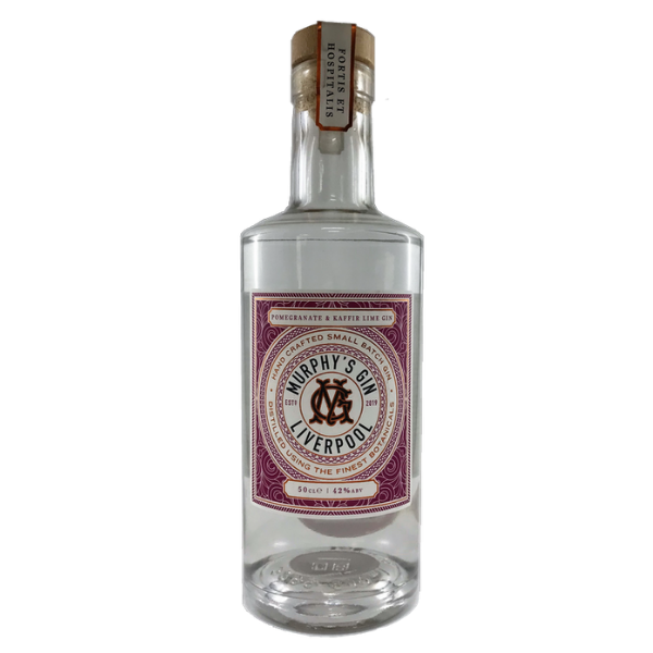 Murphy's Gin Pomegranate & Kaffir Lime 50cl