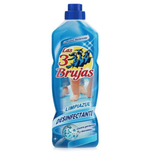 Las 3 Brujos Surface Cleaner Limpiazul