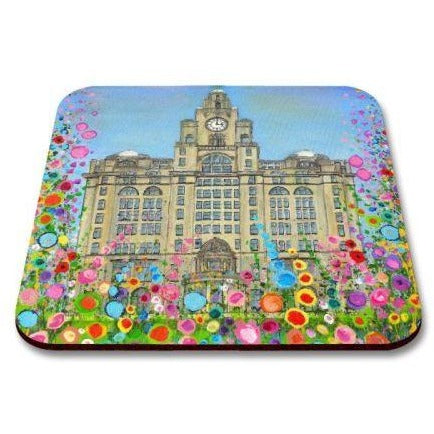 scousebirdprobs scousebird problems scouse bird sassy bird sassybird alternative gifts novelty gifts liverpool coasters novelty alternative gifts scouse theme liver building