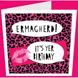 Scouse bird, Scouse bird problems, scousebirdprobs, scousebirdproblems, Scouse bird blogs,  Scouse, Liverpool, Liverpool gifts, gifts for her, girls gifts, liverpool, scouser, scousers, Scouse, liver bird, rose gold, pink, pink gifts, girlie, girly, stationery, birthday, ermagherd, card, bday