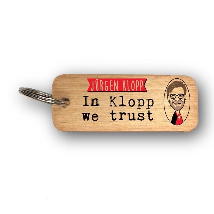 Picture In Klopp We Trust Keyring