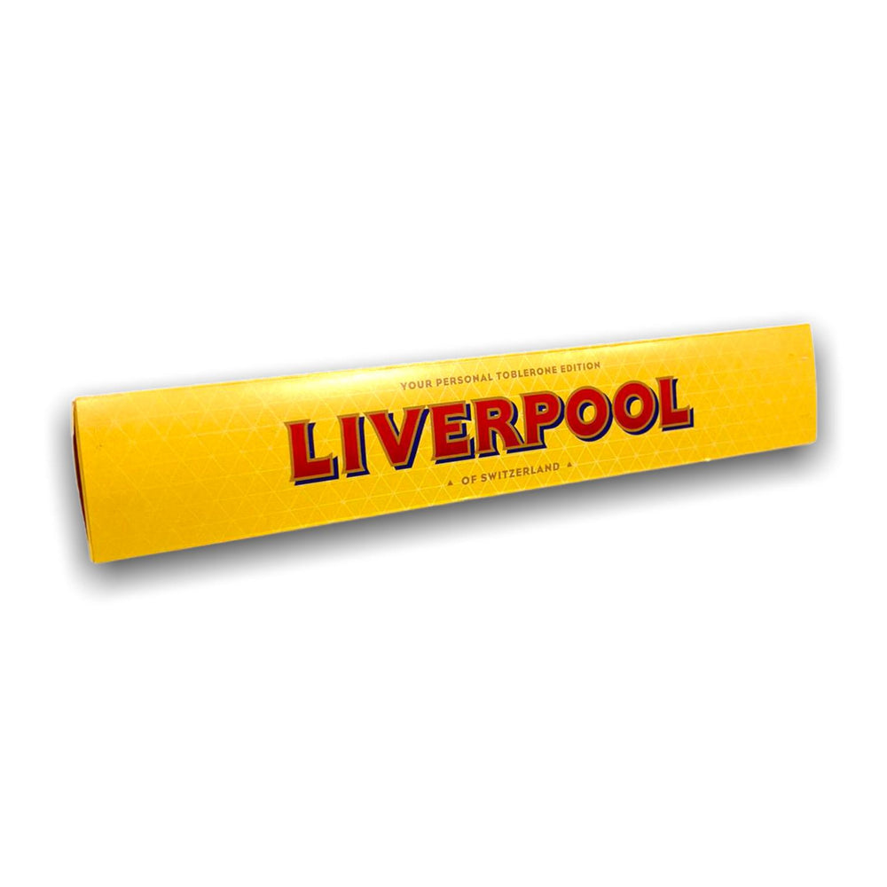 Toblerone - Liverpool