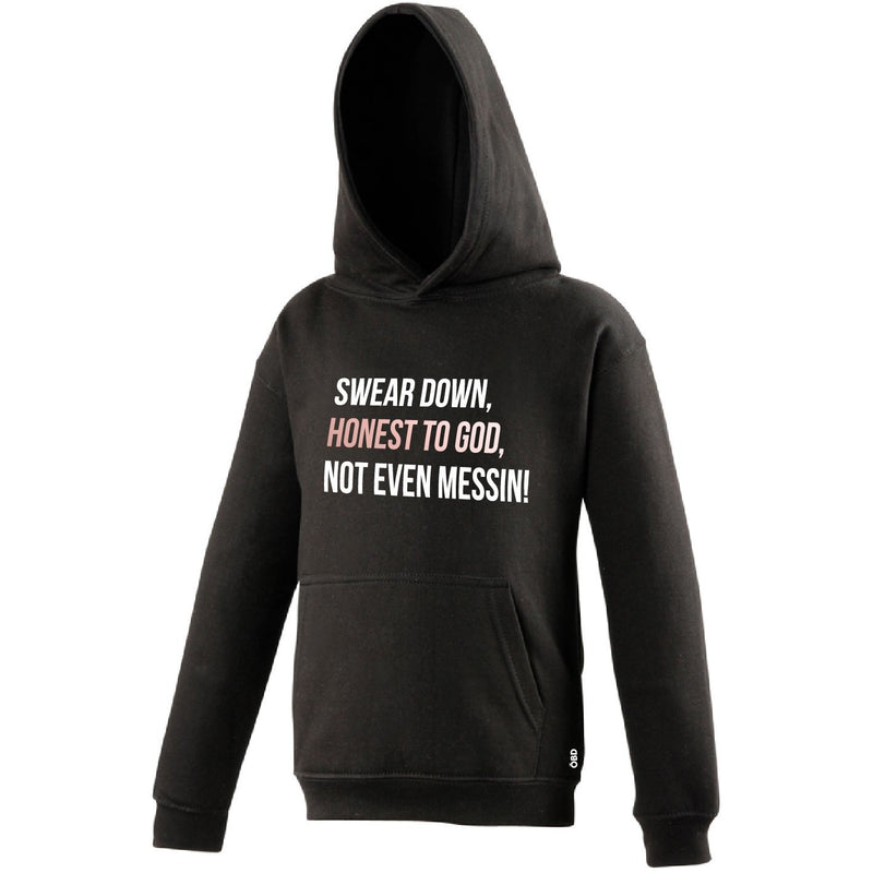 Scouse bird problems, Scouse bird blogs, Scouse bird probs, swear down, hoody, hoodie, kids, clothing, clothes, for girls, girlie, alternative, gifts, gifting, pink, grey, purple,