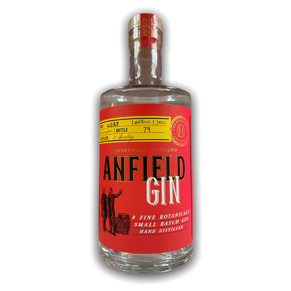 Anfield Gin - Dry 70cl