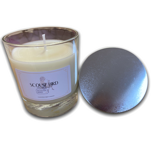 Scouse Bird Luxury Candle - Cracked Black Pepper & Bergamot