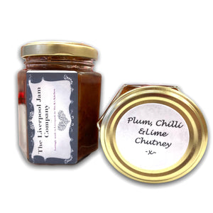 Load image into Gallery viewer, The Liverpool Jam Company - Plum, Chilli & Lime Chutney