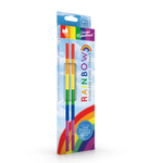 Stainless Steel Rainbow Straws