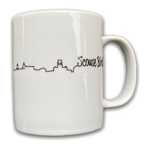 Load image into Gallery viewer, Scouse Bird Skyline Mug