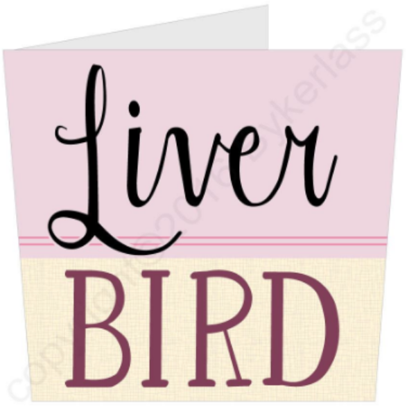 Load image into Gallery viewer, Liver Bird Card
