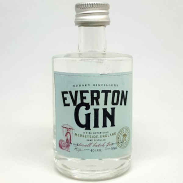 Everton Gin Miniature 50ml