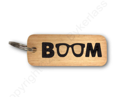 Load image into Gallery viewer, Klopp Boom Keyring